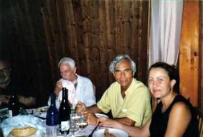 Franco Ruffini, Eugenio Barba, Maria Ficara (Scilla 04)