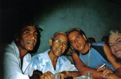 my good godfathers in Cuba